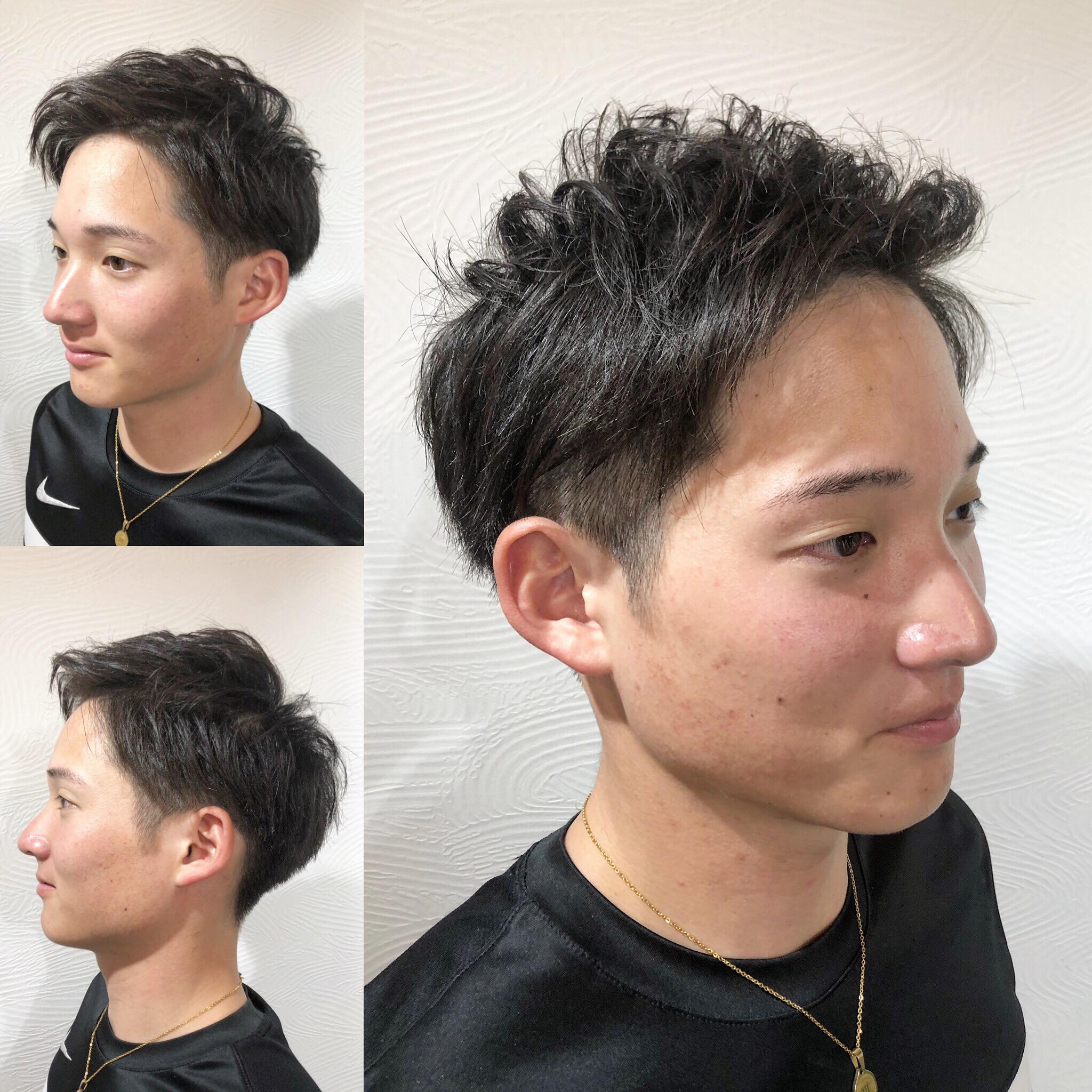 ない ツー ブロック 髪型 じゃ なぜ最近の男性はツーブロックだらけなの?美容師さんに聞いてみた【LIG男性社員の48%】